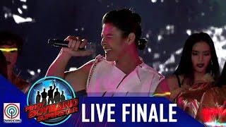 Pinoy Boyband Superstar Grand Reveal: Tristan Ramirez -