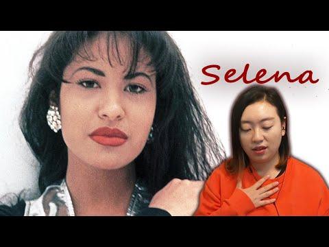Korean In Her 30s Reacts To Selena Quintanilla - COMO LA FLOR (Live)