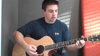 "How to Play ""What Makes You Beautiful"" - (Matt McCoy)"