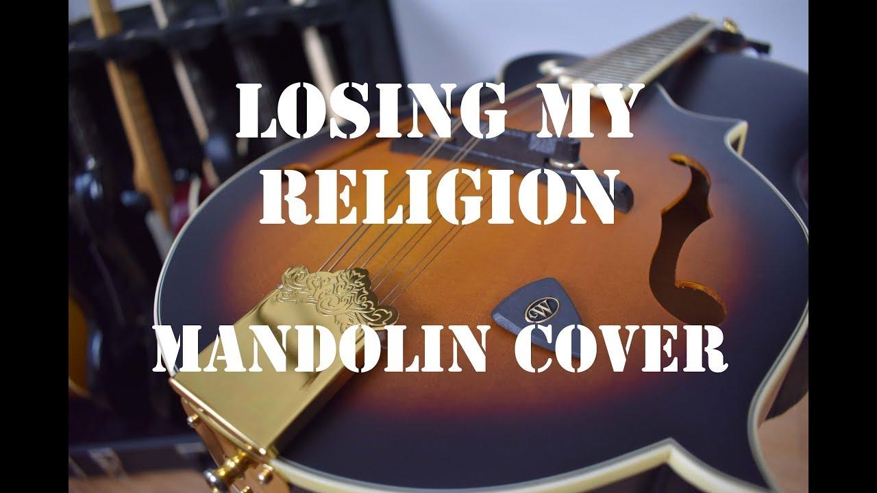 Rem losing my religion mandolin cover youtube rem losing my religion mandolin cover hexwebz Images