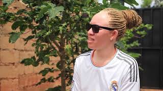 Rwandan music video highlights the issue of albinism in Africa.