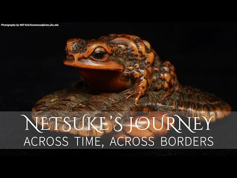 Netsuke's Journey: Across Time, Across Borders