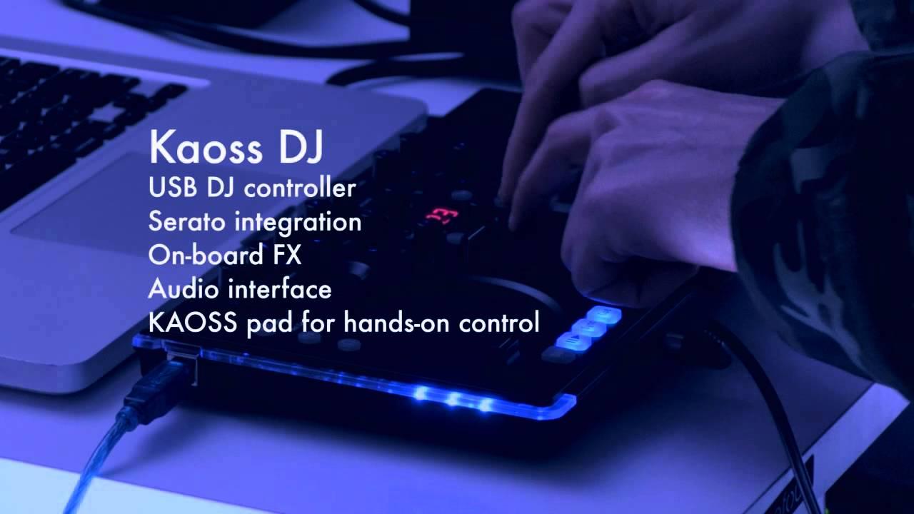 KORG Artists: Erb n Dub and Sharooz perform Kaoss DJ, Electribe, SQ-1 and more!