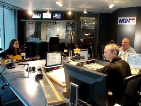 Rachel's Interview with WGN Radio