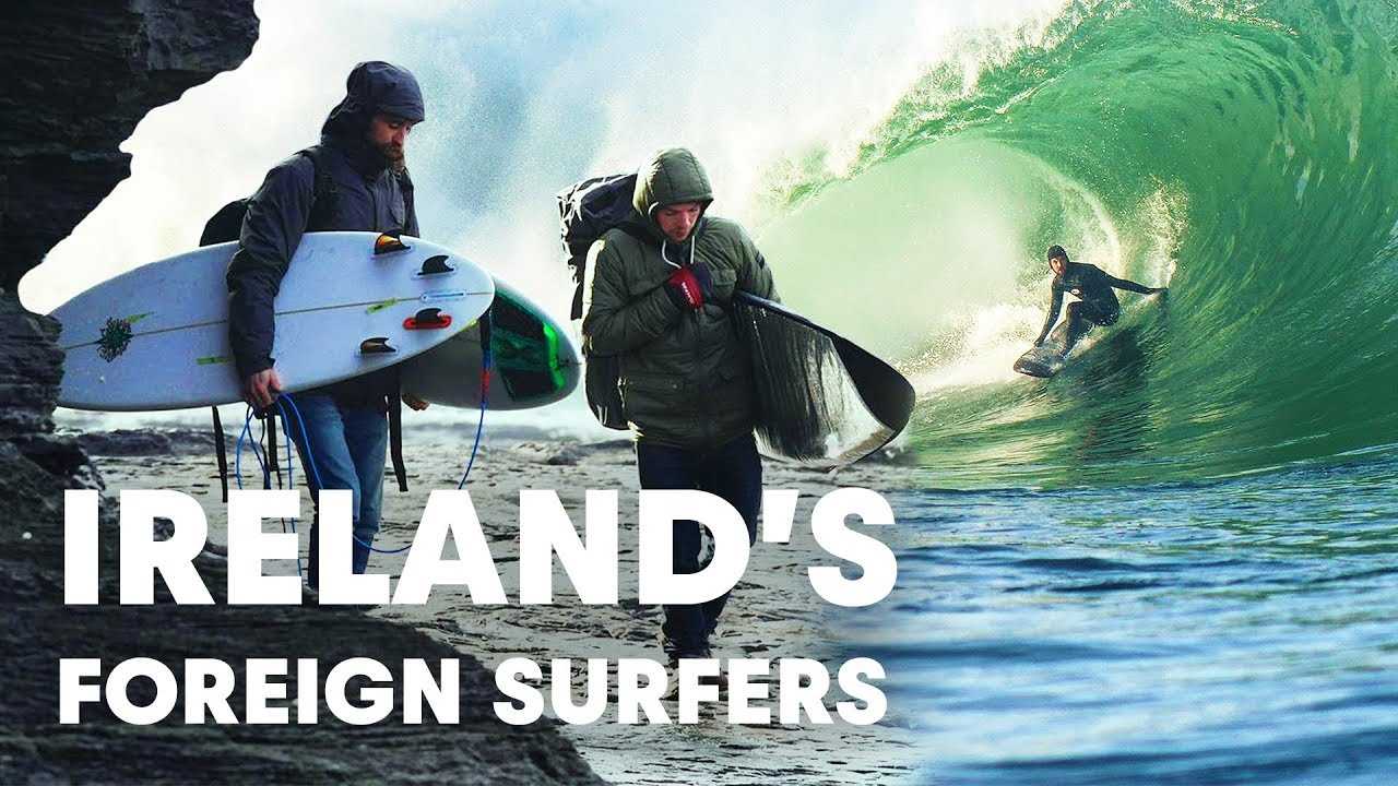 Meet Ireland's Foreign Surfers | Made In Ireland Part 3