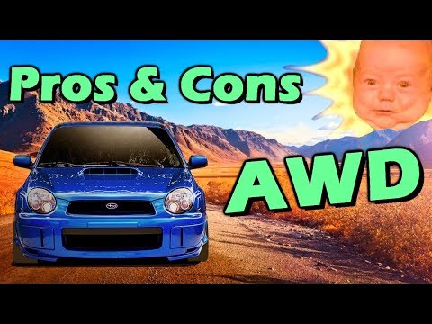 The Pros & Cons of AWD Cars
