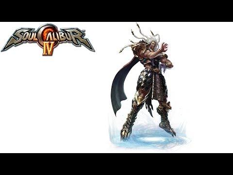 Soulcalibur IV - Algol Voice Set