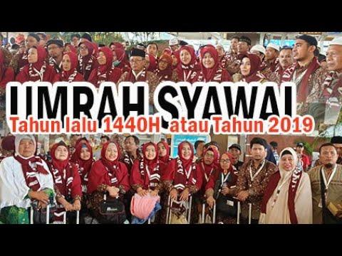 PATUNA TRAVEL - Keberangkatan 10 Juni 2019 Jamaah Umrah Syawal Patuna Grup Coklat & Biru by Garuda.