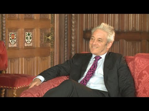 John Bercow on Brexit: 'A second referendum is possible'