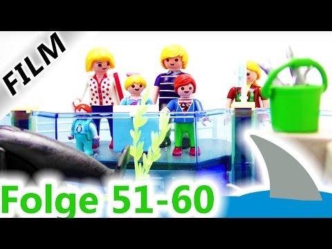 Playmobil Film Deutsch | Folge 51-60 | Kinderserie Familie Vogel | Compilation