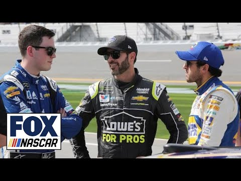 Jimmie Johnson talks about rebounding from a 'dissapointing' 2017   NASCAR RACE HUB