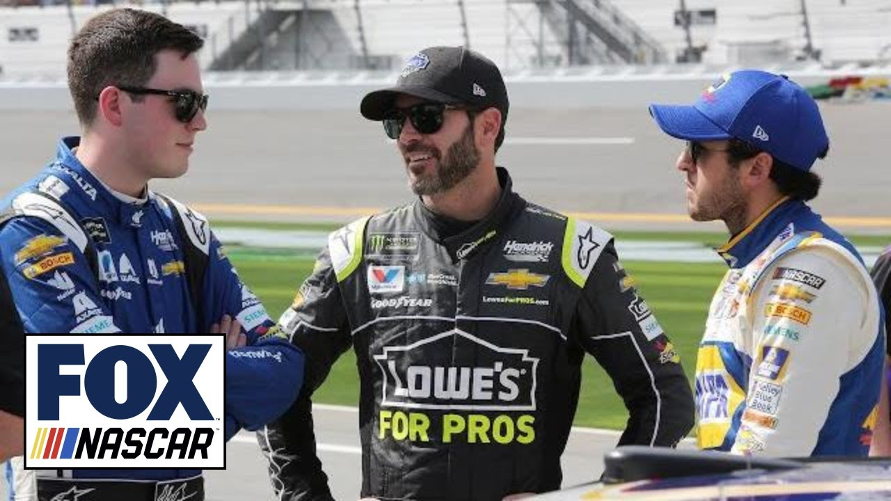Jimmie Johnson talks about rebounding from a 'dissapointing' 2017 | NASCAR RACE HUB