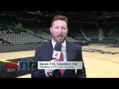 Tyronn Lue ready to accept change to Cavaliers' lineup   SportsCenter   ESPN low