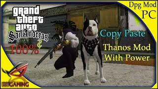 How To install Dog Mod in GTA San Andreas PC in Hindi Urdu