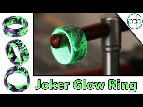 Making the Joker Lume Ring with CarbonFi!