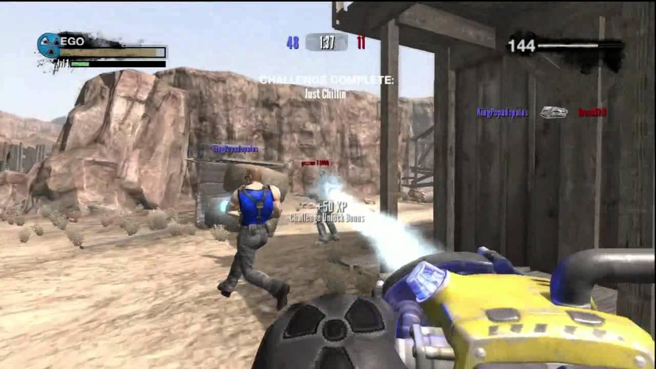 Image result for Freeze Ray - Duke Nukem Forever