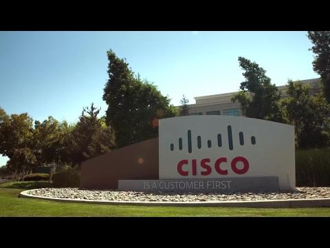 Historia de éxito de Cisco