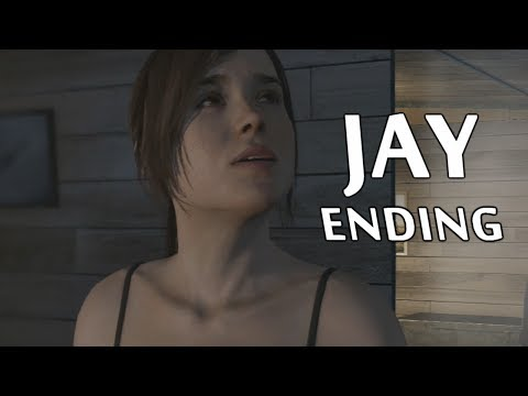 Beyond Two Souls Ending - Jay