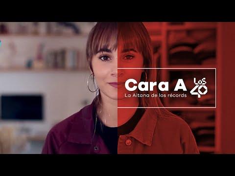 CARA A: LA AITANA DE LOS RÉCORDS