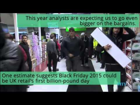 Black Friday 2015: A history of the mega-deals retail bonanza