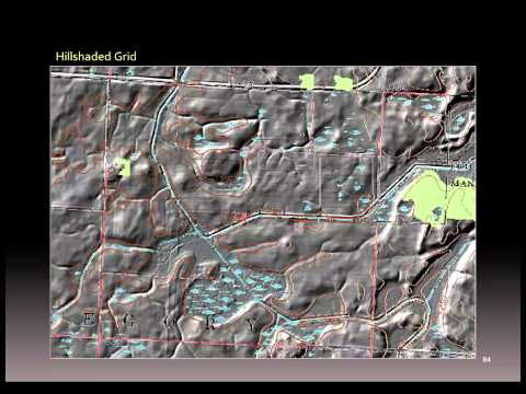 Hydrologic Applications of LiDAR Data, Lecture 2