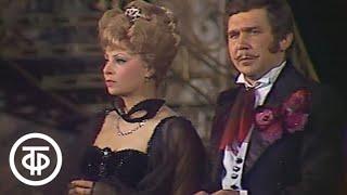 И.Штраус. Летучая мышь. Московский театр оперетты (1984)