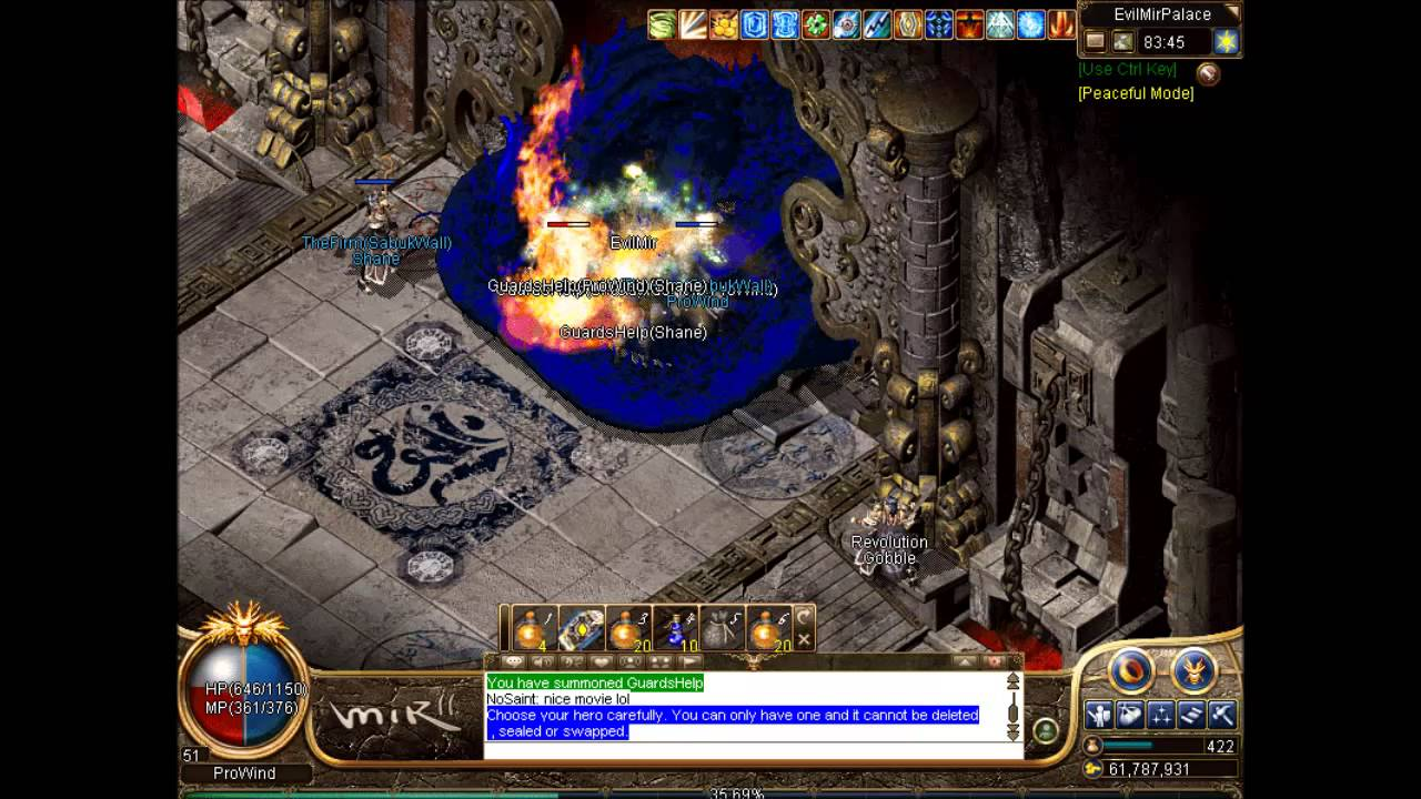 Legend Of Mir 2 - Mir2forever - Evilmir
