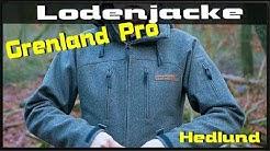 Lodenjacke Grenland Pro Hedlund - Loden Outdoorjacke - Erstes Fazit - Vorstellung  - Naturmaterial
