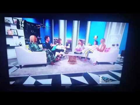 BTS was on Fashion Police on E!
