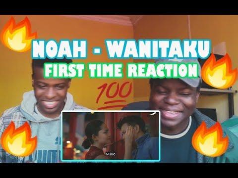 NOAH – Wanitaku (Official Music Video) | FIRST TIME REACTION