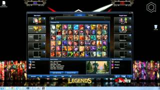 STREAM ARENALEAGUE Speed Cup LoL #14 - Prepa ArL vs cW [2ème partie]