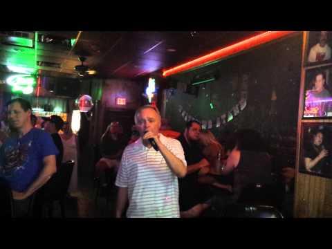 "Donnas Bar Karaoke: Buck Jones ""Take Me As I Am"""