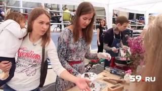 Индийские сладости продают в Перми