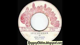 Dave Barker - Its Summer [Reggay Oldies]