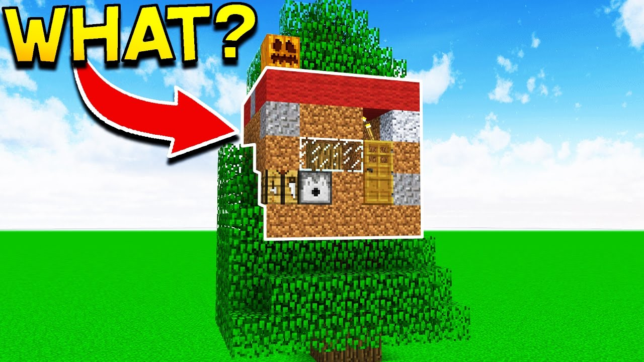 world's worst minecraft house! (ep 4) - youtube