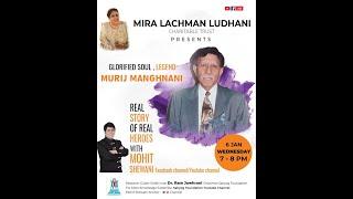 Episode 18 - Glorified Soul Legend Murij Manghnani