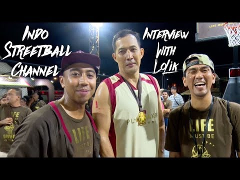 [Indo Streetball Channel] Interview With Lolik!
