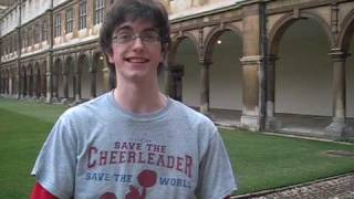 Trinity College Cambridge - Day in the life of a medical student