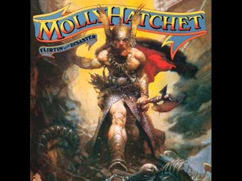 flirting with disaster molly hatchet bass cover art album youtube free