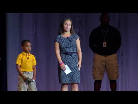 Milton Hershey School: 2016 Opening of School Assembly Entire Live Program