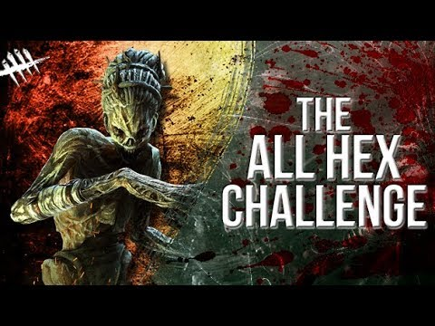 The All Hex Challenge  Dead by Daylight  Killer 165 Hag