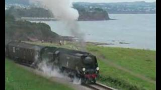 Torbay Express 9th September 2007 part 1