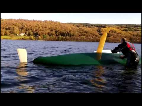 Capsize Recovery - Open Canoe Sailing Group