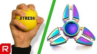 10 Stress Relief Toys in the World