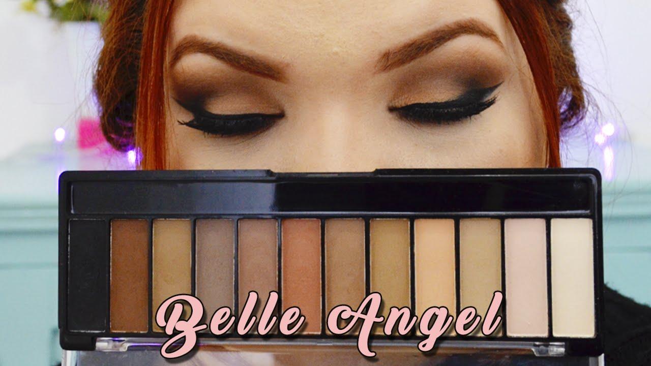 Resultado de imagem para paleta belle angel resenha