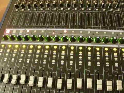 sound craft 324 by spirit mixer board youtube rh youtube com Live Planet Rock and Roll Spirit Soundcraft Spirit Live 4 2