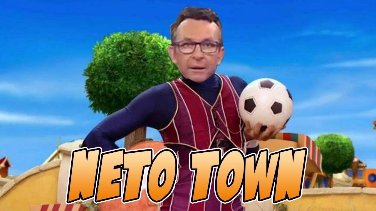 1d7b1b247d Neto Town - Pistola Number One (TFL) - YouTube