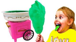 Сладкие истории про вредные сладости I Sweet stories about bad sweets