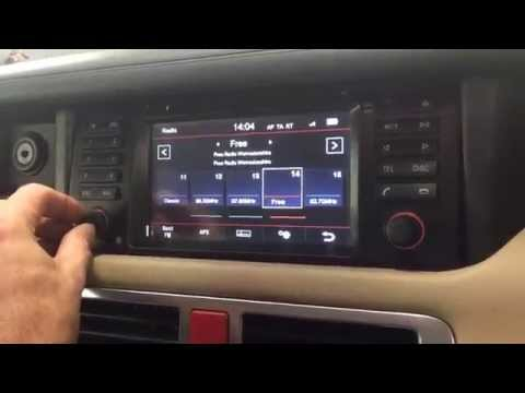 Dynavin N6 L322 Range Rover with DSP Audio replacement Media unit