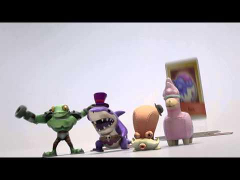 Toy Rush Announcement Trailer